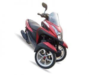 Yamaha-Tricity-Automatic-150cc