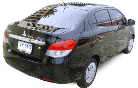 Mitsubishi-Attrage-2
