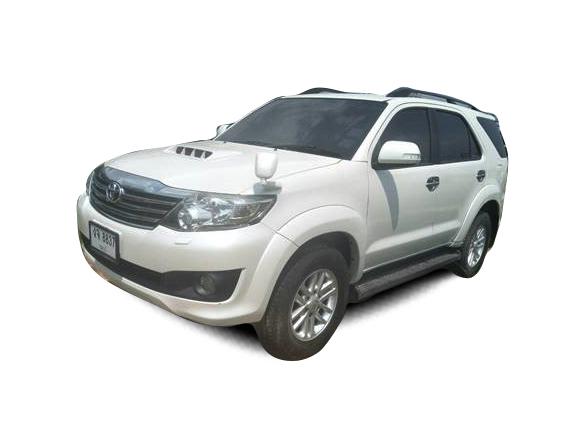 Toyota-Fortuner
